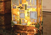 Glass block / by Crystal Fultz