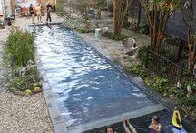 outdoor piscine