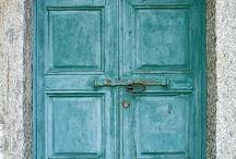 pinkki ovi