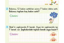 matematik 1. Sınıf