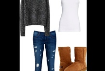 Clothes / This board  is about what I would wear to school going out with some friends and family members and Maybe the movies too