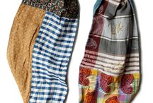 Boro scarf