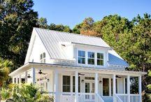 Beautifull Farm Houses / Every hard working farmer needs a good home.