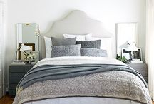 Yes Master / Betsy and Sarah design each other's master bedrooms. Inspiration for Sarah's master.