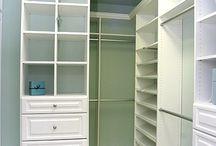 Custom Closet / Customize your home with a spacious walk in closet