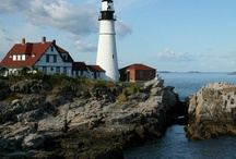 Lighthouses / by Belinda Fischer Angell