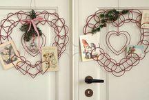 Druciane dekoracje