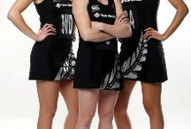 Netball Players / Some of The Best Netball Players From Around The World