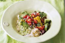 Meat-free Mondays / Meat-free recipes for a Monday evening. Taken from www.rooirose.co.za