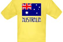 "Australia from Auntie Shoe / Stuff about #Australia, including my designs, which use the #Australian flag.  Only Auntie's print-on-demand (POD) designs should appear on products here. BUT, if you would like to pin non-POD items to this board, make a comment on one of Auntie Shoe's pins and request that she add you. You will need to ""follow"" @AuntieShoe, or she can't add you. That is Pinterest's policy, not Auntie Shoe's."