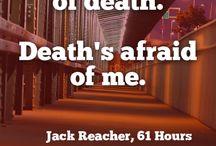 Think Like Jack Reacher