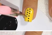 nails decoration
