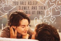 """The Fault in our stars :3 / ,,Some infinities are bigger than other infinities."""""""