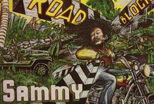 Cartoon Album Covers