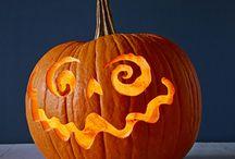 halloween carvings