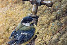 2016 Art - birds