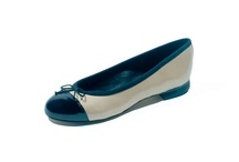 Spring/Summer Ballet Flats 2013 / Freed of London's first ever ballet flat for collection.