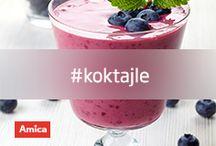 #koktajle / #koktajle #owoce #warzywa #soki