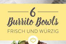 gesunde Bowls