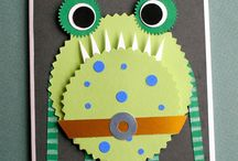 Kids Craft Corner / Building fun and using our imaginations! / by Sarah Young Keitges