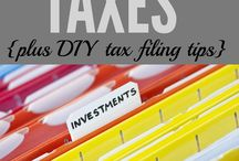 TAXES: Deductions, Credit, and Filing Tips / Taxes aren't always fun but they're a necessary evil if you want to get your money back. Be sure to claim all your tax deductions, tax credits, and learn these filing tips!