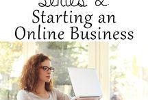 Building a Business Online