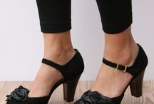 My Style - Shoes / by Phillis Benson