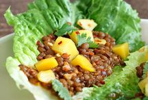 Vegan Lentils and Beans