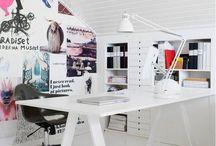 Home studio / by Sarah Healy