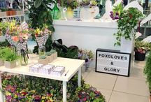 // FLOWERS // / Inspiring petals, blooms and plants snapped at fashion events, launches and dinners