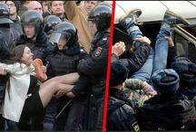 Полицейский беспредел России.