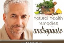 Andropause / Andropause can be treated effectively with life style changes, good nutrition, supplements as well as Bioidentical Hormone Replacement Therapy.