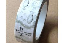 Washi Tape Awesomness! / Everything washi tape