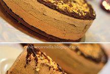 Torte ciambelle e cheesecake / by Lorena Sparapani