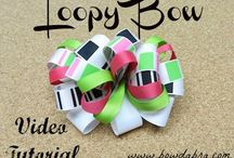 Bows-N-Bows ribbons & things / by SweetiePi Lane