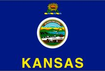 Kansas / by Gladys Hagerty
