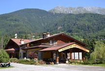 Albergo Ristorante Gabà / L'Albergo Gabà, di nuova costruzione, vi aspetta proprio al centro dell'Altopiano del Sole per una vacanza all'insegna del relax e del buon cibo. Ottimo punto di partenza per bellissime escursioni nella natura alpina.