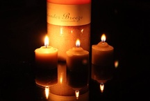 Candlelight (My PHotos) / #Candles are #soothing and #comforting, not to mention just plain #romantic. www.shadyridgephotography.com