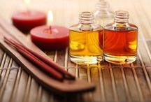 Scents n Oils / Scents and perfumes for healing, aromatherapy and grooming