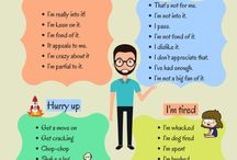 English - Other ways to say..