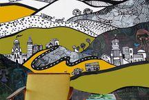 murals_amba, Aqua