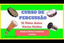 Curso de Percussão Online