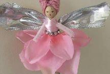 peg flower fairies