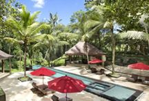 Bali Villas / villas to accommodate our big family gathering next April. Five couples, one adult and seven children!