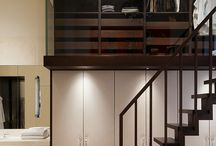 Luxury wardrobes and closets