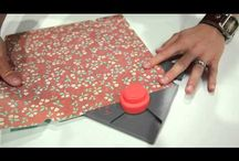 GIFT BOX PUNCH BOARD TUTORIALS