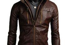 Bőr jacket