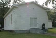 "South Union Campmeeting / An ""old-time Methodist Campmeeting"" established in 1872 in Ackerman, MS - Choctaw County"