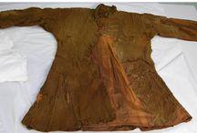 11-12 century men's clothing