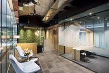 CBUS Adelaide / workplace interior  + 50 Flinders Street, Adelaide + $312,000 + 152m2 + 2016 - 2017 + Full design service